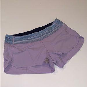 Lululemon fitness shorts
